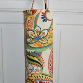 Plastic Bag Holder . Grocery Bag Holder